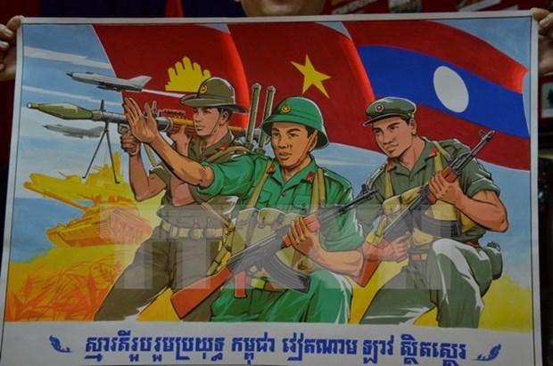 Diario militar vietnamita ofrece servicios en idiomas laosiano y camboyano hinh anh 1