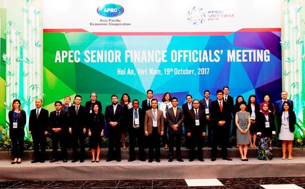 Inauguran en Hoi An Reunion de Ministros de Finanzas del APEC hinh anh 1