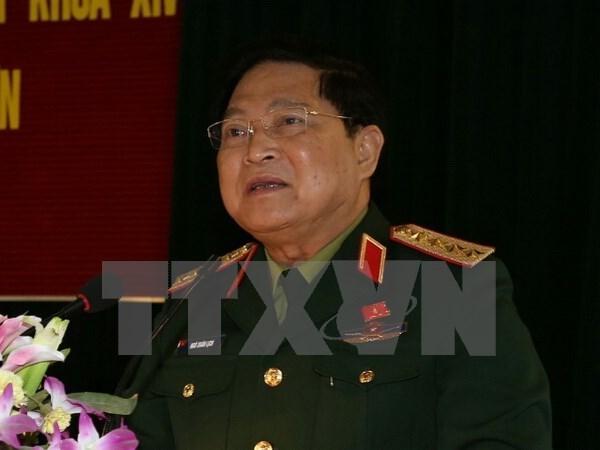 Vietnam participa en ADMM en Filipinas hinh anh 1