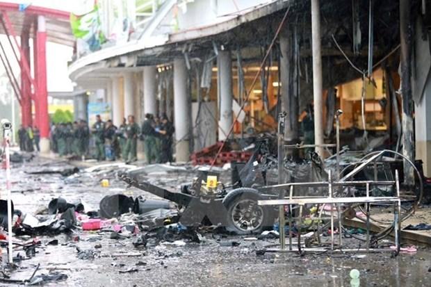 Tailandia en alerta ante posibilidad de aumento de la violencia en region surena hinh anh 1