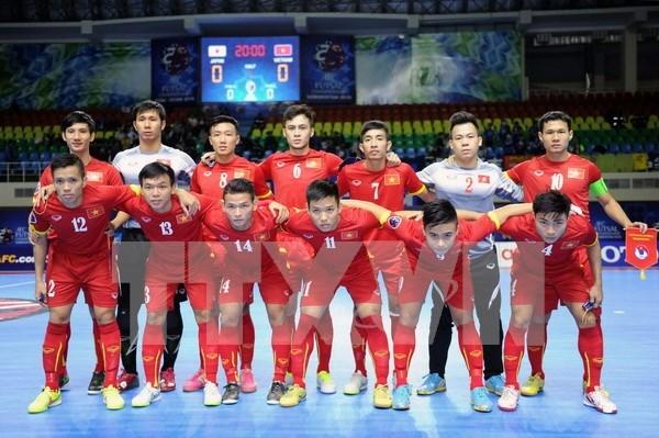 Vietnam ocupa tercer lugar en Copa Internacional de Futsal de China hinh anh 1