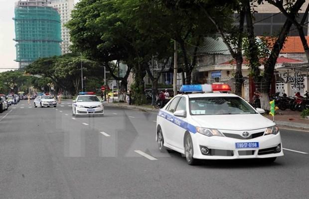 Da Nang se esfuerza por asegurar seguridad para Cumbre del APEC hinh anh 1