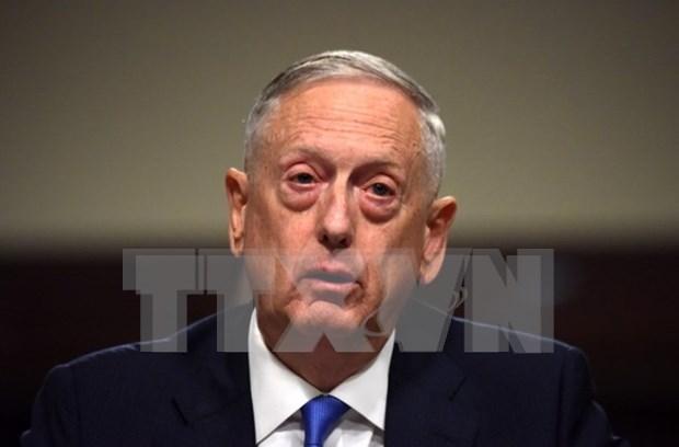 Secretario de Defensa de EE.UU. inicia gira asiatica hinh anh 1