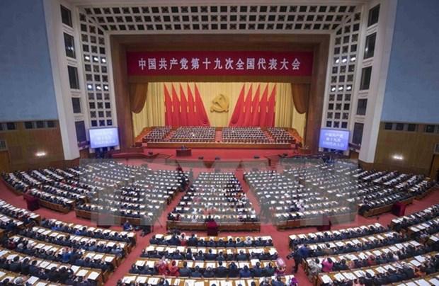 Exito del Congreso del Partido Comunista de China contribuira a impulsar relacion con Vietnam hinh anh 1