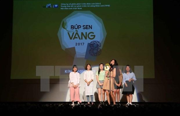 Honran en Hanoi a cineastas jovenes vietnamitas hinh anh 1