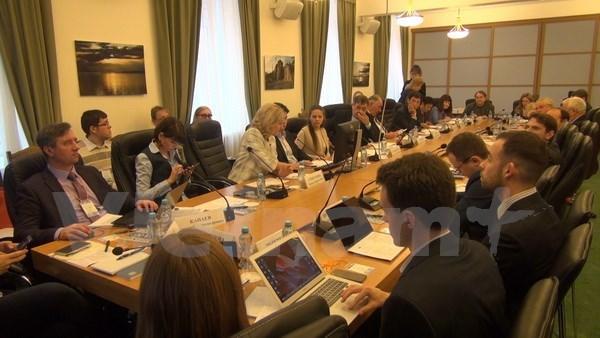 Expertos rusos aprecian prioridades trazadas por Vietnam para APEC hinh anh 1