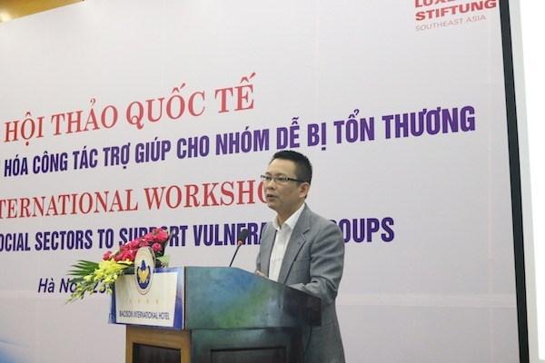 Busca Vietnam aumentar apoyo a grupos vulnerables hinh anh 1