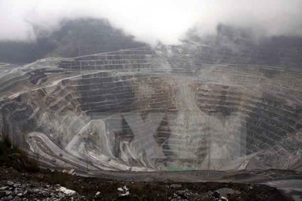 Indonesia: un muerto y seis heridos en tiroteos cerca de mina de cobre hinh anh 1