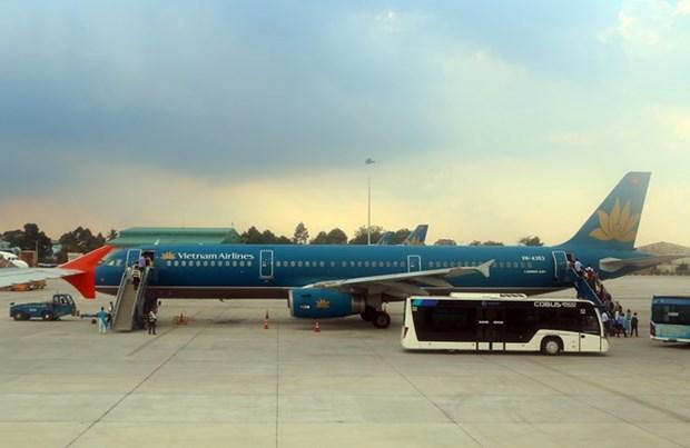 Korean Air reconoce a firma vietnamita de de servicios de asistencia en tierra en aeropuertos hinh anh 1