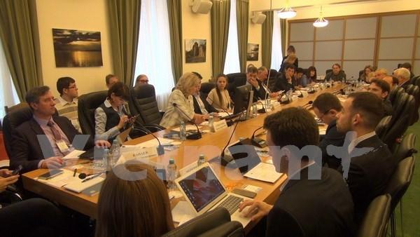 Expertos destacan perspectivas de avance de lazos Vietnam- Rusia mediante APEC hinh anh 1