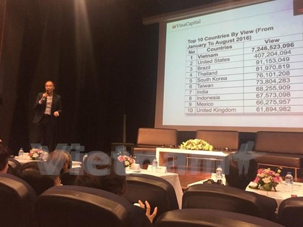 Debaten oportunidades y desafios de cuarta revolucion industrial para empresas de Vietnam hinh anh 1