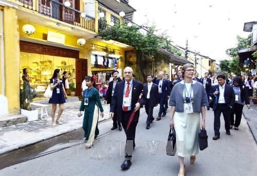 APEC 2017, oportunidad de oro para promover el turismo vietnamita hinh anh 1