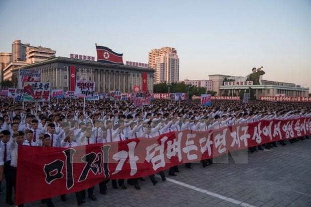 Filipinas valora de ineficaces las sanciones contra Corea del Norte hinh anh 1
