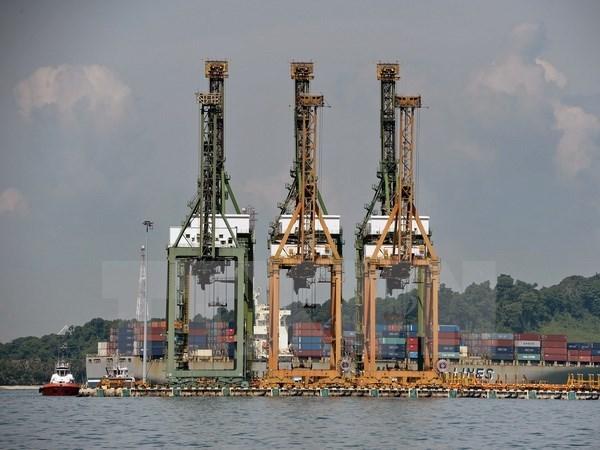 Singapur registra su mayor crecimiento economico en los ultimos tres anos hinh anh 1