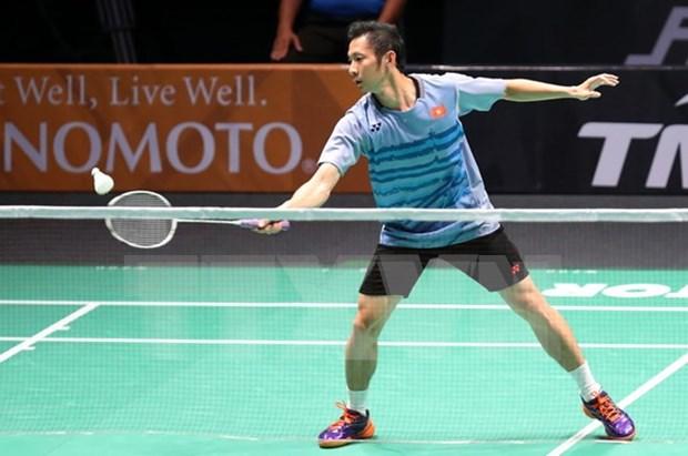 Badmintonista vietnamita competira en el Abierto de Francia hinh anh 1