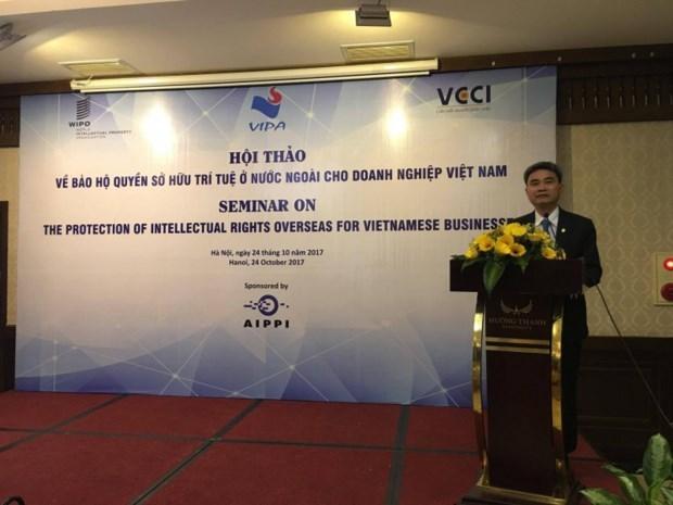 Empresas vietnamitas buscan impulsar proteccion de derechos de propiedad intelectual hinh anh 1