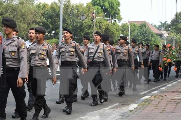 Indonesia detiene a nueve personas por presuntos lazos con Estado Islamico hinh anh 1
