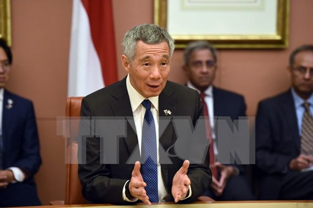 Singapur desea lograr nuevo acuerdo con base en TPP hinh anh 1