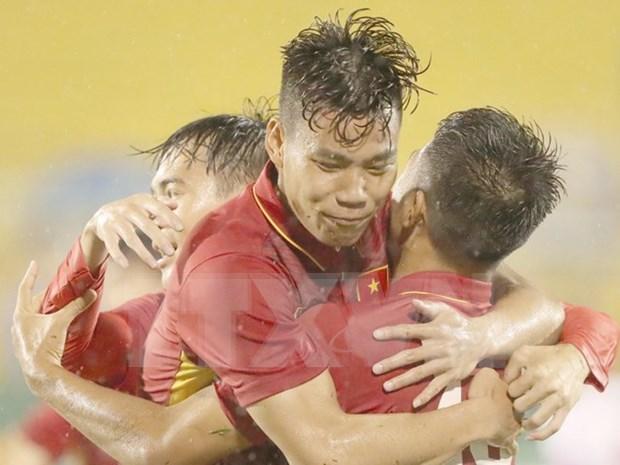Vietnam en el Grupo D del Campeonato Sub23 de la AFC hinh anh 1