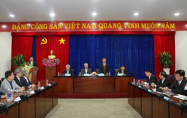 Empresas de Sudcorea exploran oportunidad de inversion en provincia vietnamita hinh anh 1