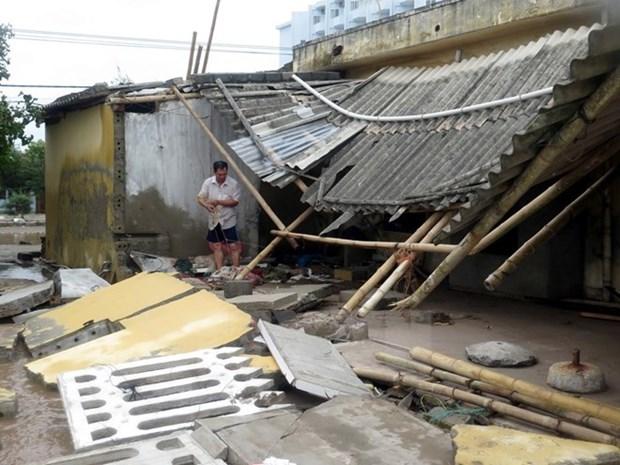 Expresa Colombia condolencias a Vietnam por perdidas causadas por desastres naturales hinh anh 1
