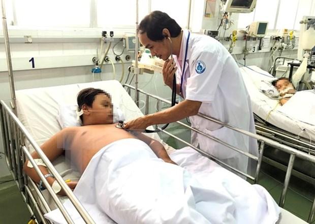 Vietnam registra tendencia bajista en numero de casos de dengue hinh anh 1