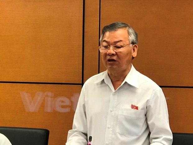 Parlamento de Vietnam continua agenda de su cuarto periodo de sesiones hinh anh 1