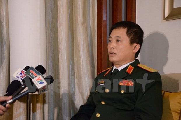 Vietnam contribuye activamente a ADMM y ADMM+ hinh anh 1
