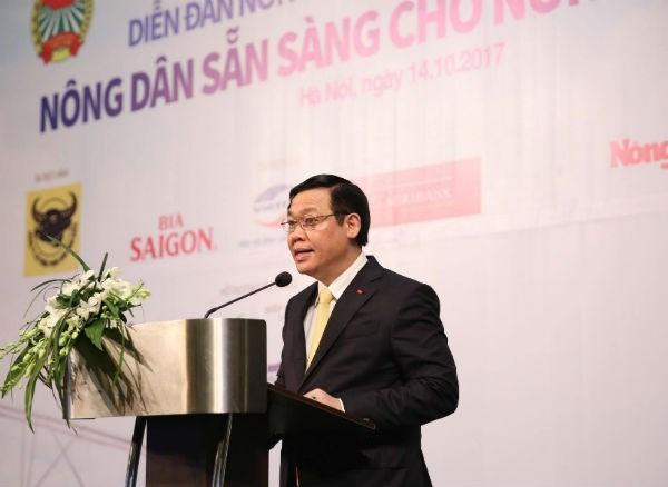 Vicepremier vietnamita destaca papel protagonico de empresas agrosilvicolas hinh anh 1