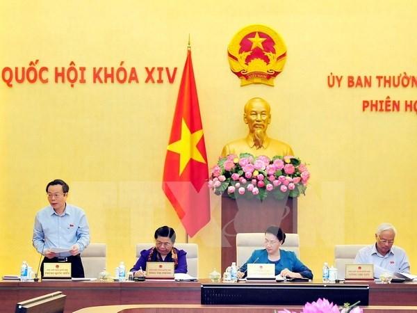 Asamblea Nacional de Vietnam analiza Ley de Acuicultura hinh anh 1