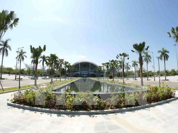 Inauguran en Da Nang Centro Internacional de Prensa del APEC hinh anh 1