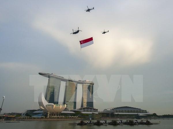 Mercado laboral de Singapur se mantiene estable hinh anh 1