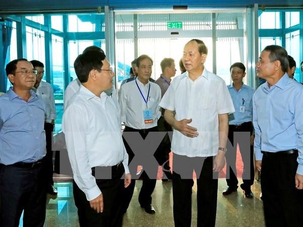 Vietnam concluye trabajos preparativos para APEC 2017 hinh anh 1