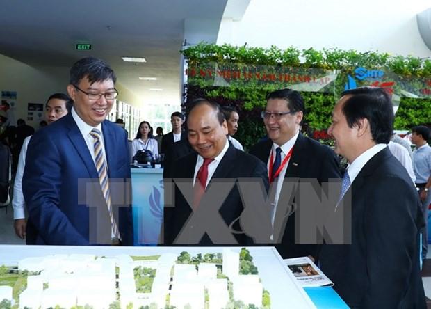 Parque de Alta Tecnologia de Ciudad Ho Chi Minh se esfuerza por convertirse en centro recreativo regional hinh anh 1