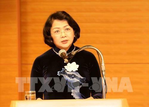 Honran a empresarias destacadas de Vietnam por sus aportes al desarrollo nacional hinh anh 1