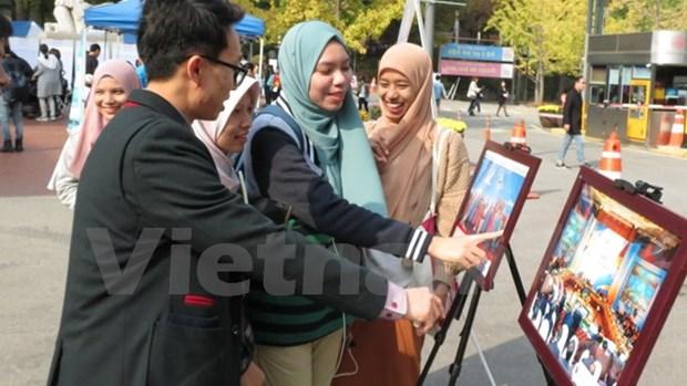 Exposicion fotografica en Seul promociona la belleza de Vietnam hinh anh 1