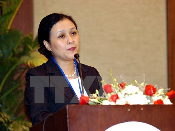 Vietnam destaca en ONU implementacion de la agenda sobre la Mujer hinh anh 1