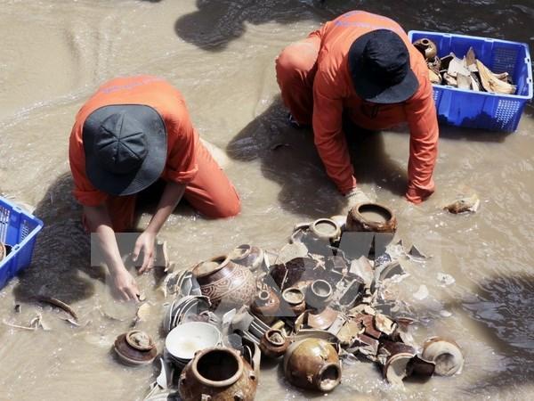 Expertos internacionales prestan atencion a ceramica antigua de Vietnam hinh anh 1