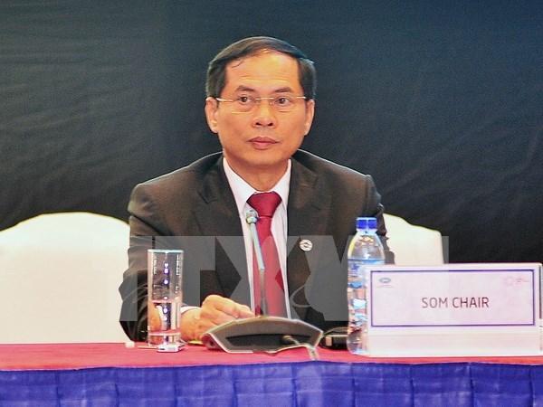 APEC, importante fuerza de apoyo al proceso de reforma de Vietnam hinh anh 1