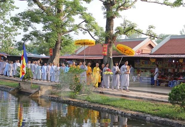 Reconocen a Festival de Pagoda Keo como patrimonio cultural intangible de Vietnam hinh anh 1