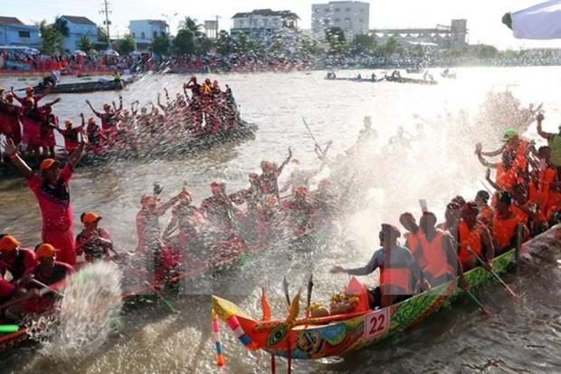 Inauguran en provincia sudvietnamita Feria de comercio, exposiciones y turismo hinh anh 1