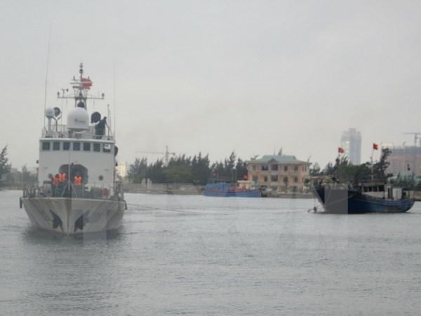 Vietnam acelera busqueda de marinero desaparecido en aguas nacionales por naufragio hinh anh 1