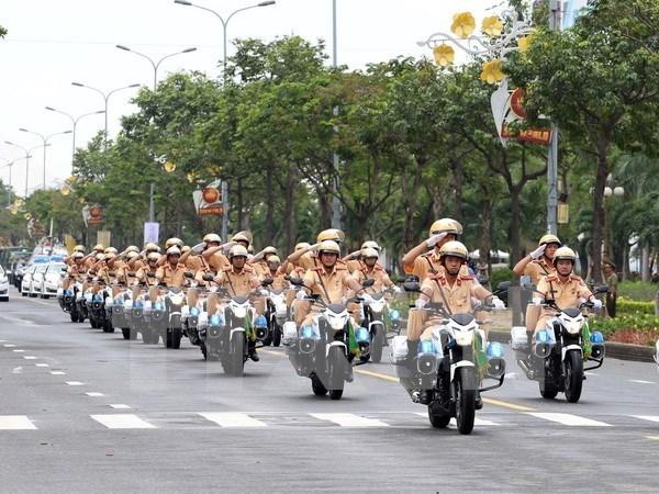 Garantizan seguridad en Altiplanicie Occidental de Vietnam durante APEC 2017 hinh anh 1