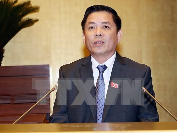 Trazan directrices para futuras tareas del Ministerio de Transporte de Vietnam hinh anh 1