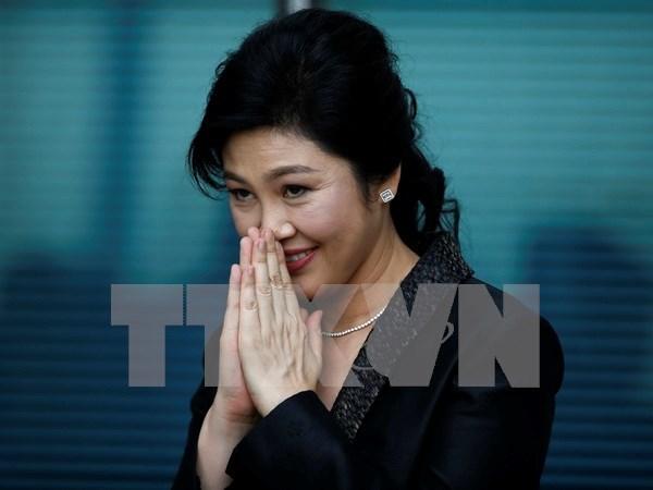 Tailandia revoca pasaportes de Yingluck Shinawatra hinh anh 1
