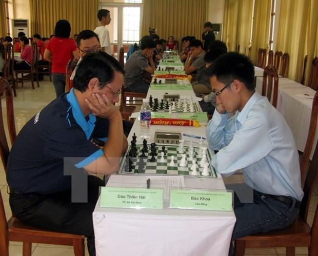 Ajedrecista vietnamita conquista dos medallas en Campeonato juvenil mundial hinh anh 1