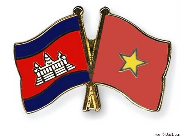Inauguran instalaciones del ejercito camboyano financiadas por Vietnam hinh anh 1
