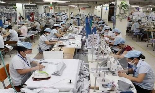 Abren en Hanoi exposicion internacional de la industria textil hinh anh 1