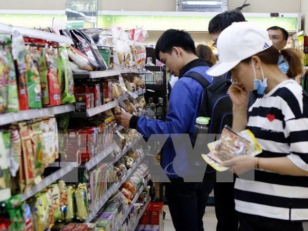Japon impulsa promocion de productos alimentarios en Vietnam hinh anh 1
