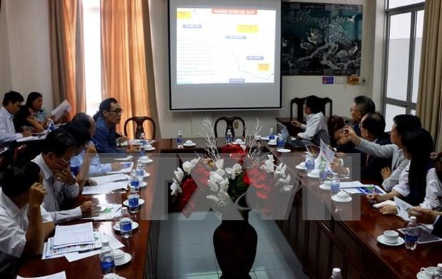Empresa sudcoreana aspira a invertir en proyecto BOT en ciudad survietnamita hinh anh 1